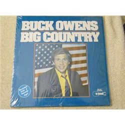 Buck Owens - Big Country Vinyl LP Record For Sale