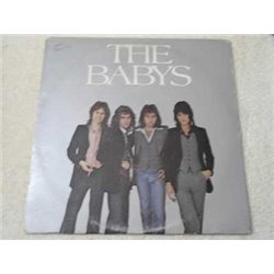 The Babys - Self Titled Vinyl LP Record For Sale