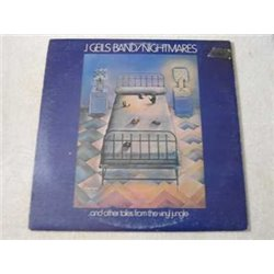J Geils Band - Nightmares Vinyl LP Record For Sale
