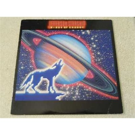 Jefferson Starship - Winds Of Change Vinyl LP Record For Sale