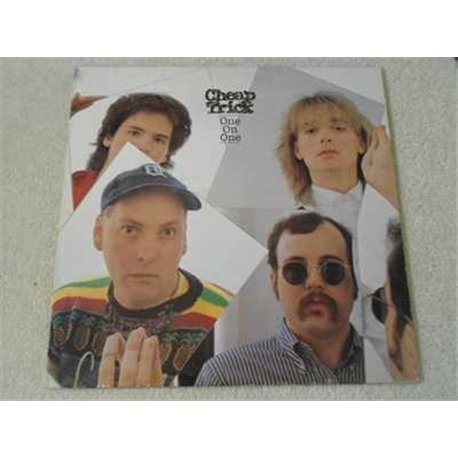 Cheap Trick - One On One Vinyl LP Record For Sale