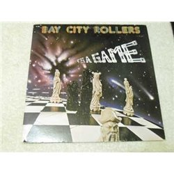 Bay City Rollers - Its A Game Vinyl LP Record For Sale