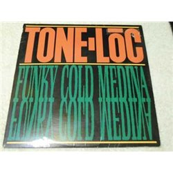Tone-Loc - Funky Cold Medina Single Vinyl LP Record For Sale