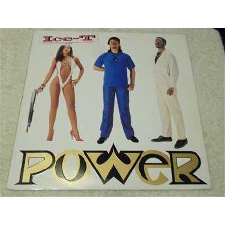 Ice-T - Power RARE PROMO Vinyl LP Record For Sale