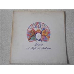 Queen - A Night At The Opera Vinyl LP Record For Sale