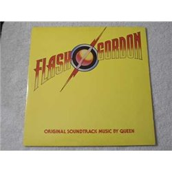 Queen - Flash Gordon Soundtrack Vinyl LP Record For Sale