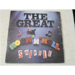 Sex Pistols - The Great Rock 'N' Roll Swindle Vinyl LP Record For Sale