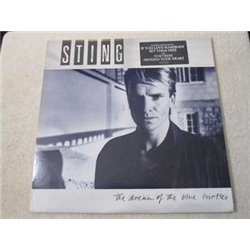 Sting - The Dream Of The Blue Turtles PROMO Vinyl LP Record For Sale