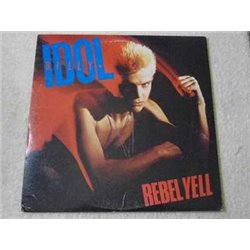Billy Idol - Rebel Yell Vinyl LP Record For Sale