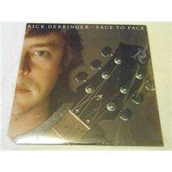 Rick Derringer - Face To Face Vinyl LP Record For Sale