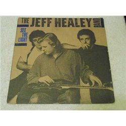 The Jeff Healey Band - See The Light Vinyl LP Record For Sale