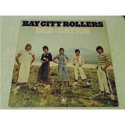Bay City Rollers - Dedication Vinyl LP Record For Sale