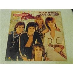 Bay City Rollers - Rock N Roll Love Letter Vinyl LP Record For Sale