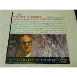 David Carroll - Galaxy Vinyl LP Record For Sale