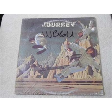 Journey - Self Titled Debut Vinyl LP Record For Sale