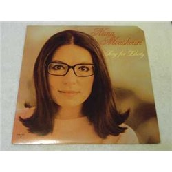 Nana Mouskouri - Song For Liberty Vinyl LP Record For Sale
