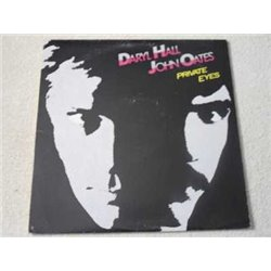 Hall and Oates - Private Eyes LP Vinyl Record For Sale