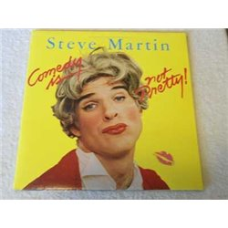 Steve Martin - Comedy Is Not Pretty Vinyl LP Record For Sale