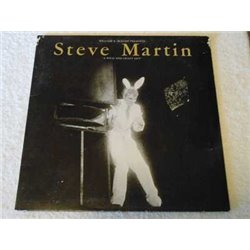 Steve Martin - Wild Crazy Guy Vinyl LP Record For Sale