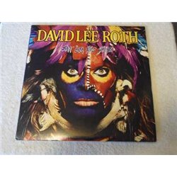 David Lee Roth - Eat 'Em And Smile Vinyl LP Record For Sale