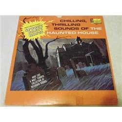 Chilling Thrilling Sounds Of The Haunted House Vinyl LP Record For Sale