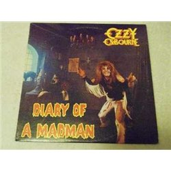 Ozzy Ozbourne - Diary Of A Madman Vinyl LP Record For Sale