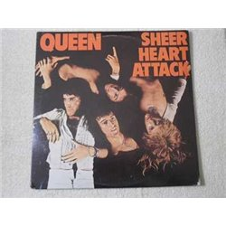 Queen - Sheer Heart Attack Vinyl LP Record For Sale