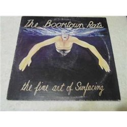 The Boomtown Rats - The Fine Art Of Surfacing Vinyl LP Record For Sale