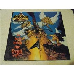 Stryper - To Hell With The Devil Vinyl LP Record For Sale