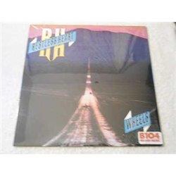 Restless Heart - Wheels Vinyl LP Record For Sale