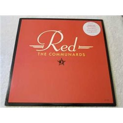 The Communards - Red PROMO Vinyl LP Record For Sale