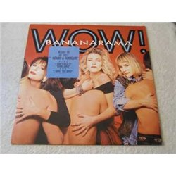 Bananarama - WOW PROMO Vinyl LP Record For Sale