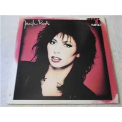 Jennifer Rush - Heart Over Mind PROMO Vinyl LP Record For Sale