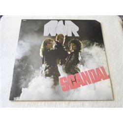 RCR - Scandal PROMO Vinyl LP Record For Sale