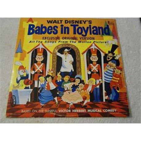 Walt Disney's Babes In Toyland Vinyl LP Record For Sale