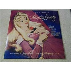 Walt Disney's - Sleeping Beauty Vinyl LP Record For Sale - VERY RARE ORIGINAL 1959