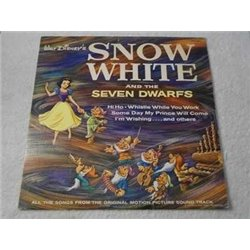 Walt Disney's Snow White And The Seven Dwarfs ORIGINAL Vinyl LP Record For Sale