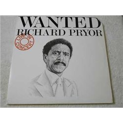 Richard Pryor - WANTED: Live In Concert Vinyl LP Record For Sale