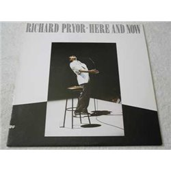 Richard Pryor - Here And Now Vinyl LP Record For Sale
