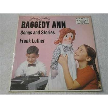 Raggedy Ann - Songs And Stories Vinyl LP Record For Sale