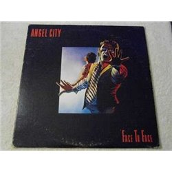 Angel City - Face To Face Vinyl LP Record For Sale