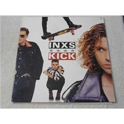 INXS - Kick Vinyl LP Record For Sale
