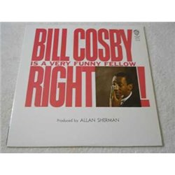 Bill Cosby - Is A Very Funny Fellow Vinyl LP Record For Sale