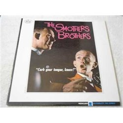 The Smothers Brothers - Curb Your Tongue Knave ! Vinyl LP Record For Sale