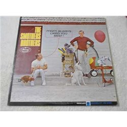 The Smothers Brothers - Mom Always Liked You Best ! Vinyl LP Record For Sale