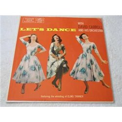 David Carroll - Let's Dance Vinyl LP Record For Sale