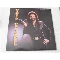 David Frizzell - On My Own Again Vinyl LP Record For Sale