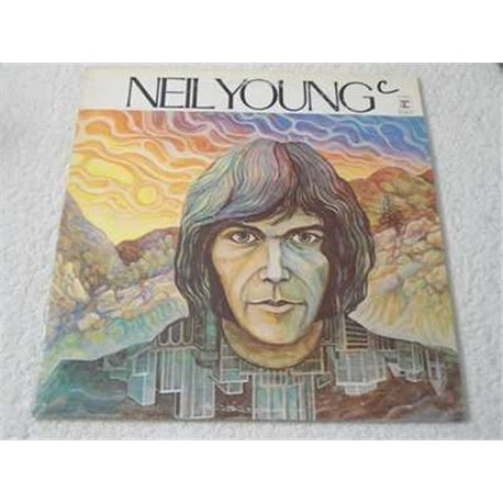 Neil Young - Self Titled Vinyl LP Record For Sale