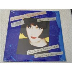 Linda Ronstadt - Cry Like A Rainstorm Howl Like The Wind Vinyl LP Record For Sale