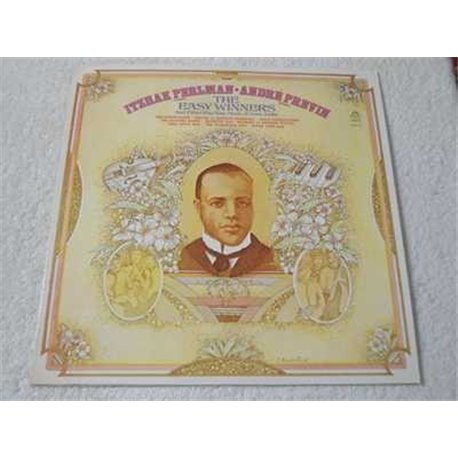 Scott Joplin - The Easy Winners And Other Rag-Time Music Of Scott Joplin Vinyl LP Record For Sale